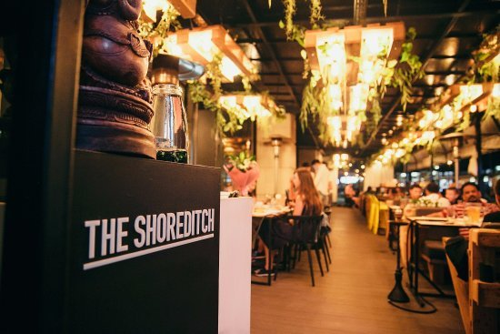 «THE SHOREDITCH»
