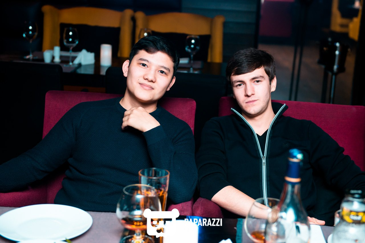 NIGHT OUT @Бархат