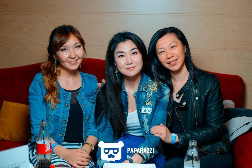 Internations @Myata lounge bar
